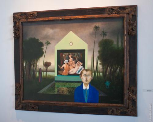 Gonzalo Cienfuegos - Galeria Animal - ART Lima