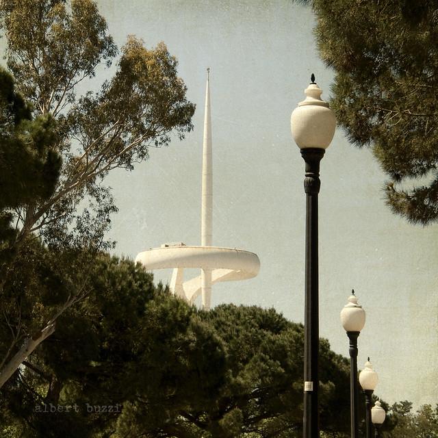 bBcn020: Barcelona - Sants-Montjuïc - Parc de Montjuïc