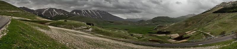 High plain of Castelluccio