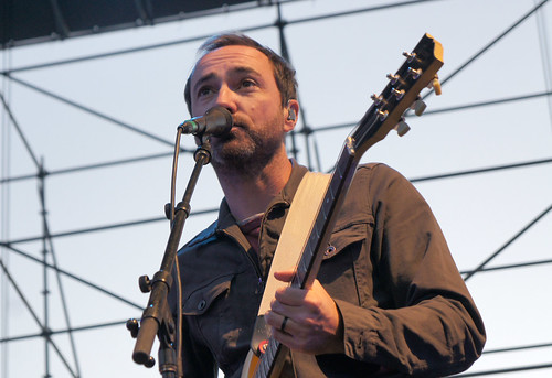 The Shins, Williamsburg Park, Brooklyn, 5/26/13