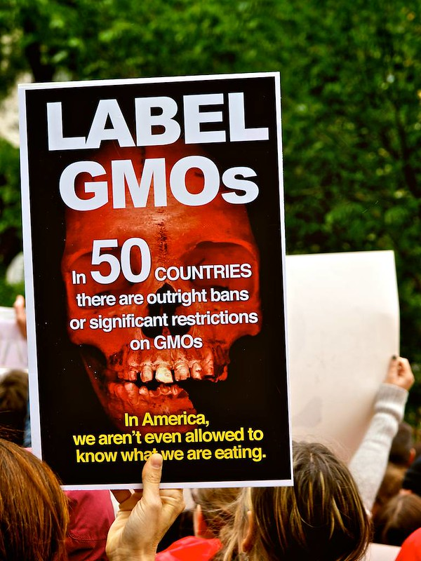 Label GMO's (No Ban them All Together)