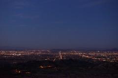 night view, phoenix