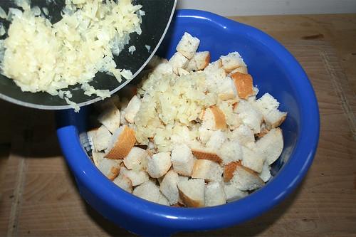 40 - Zwiebeln addieren / Add onion