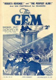 The Gem 1603 [November 5th, 1938]