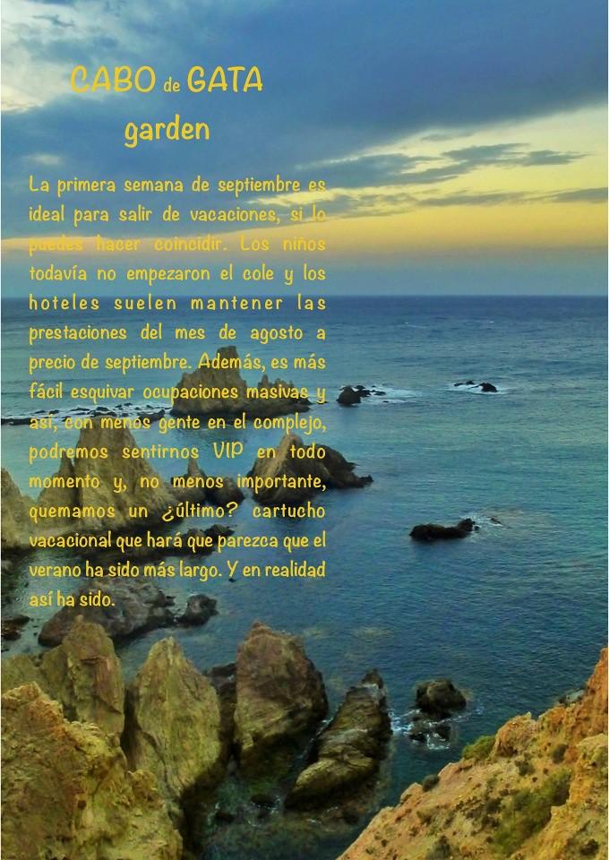 Cabo de Gata Garden
