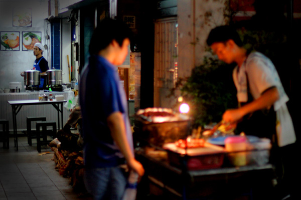 Comida callejera