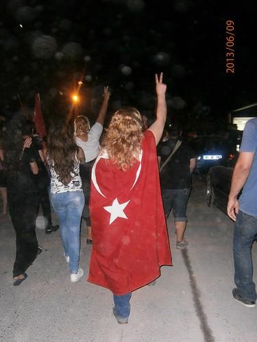 Her yer Taksim her yer direniş İskenderun