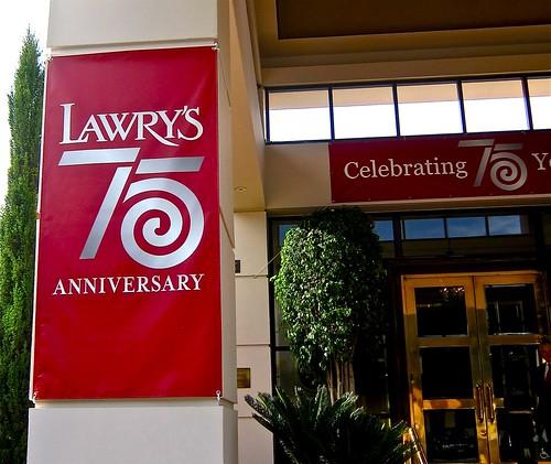 lawry's exterior