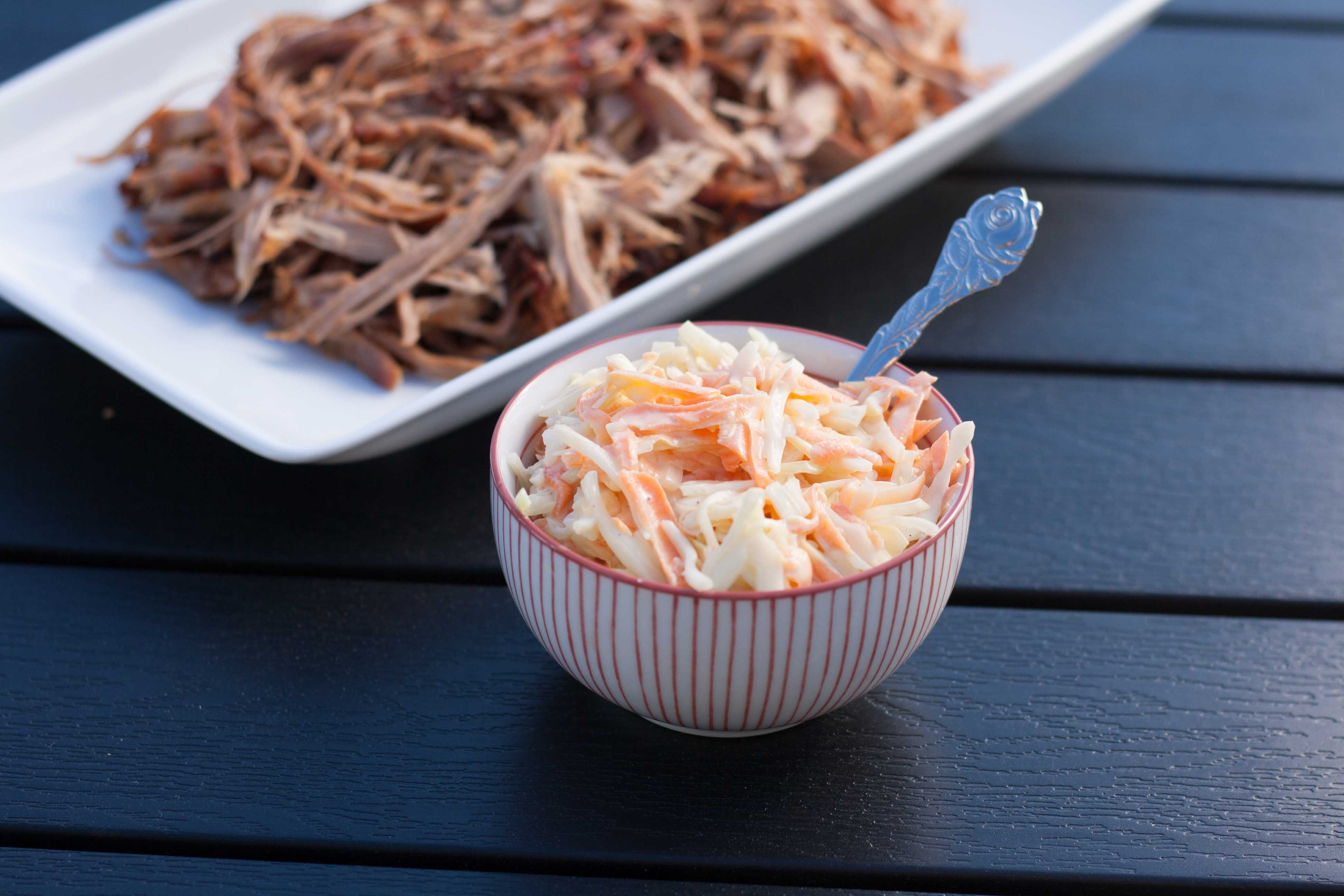 Recipe for Homemade Coleslaw