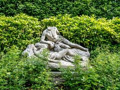 Jardins du palais épiscopal (musée Bossuet)