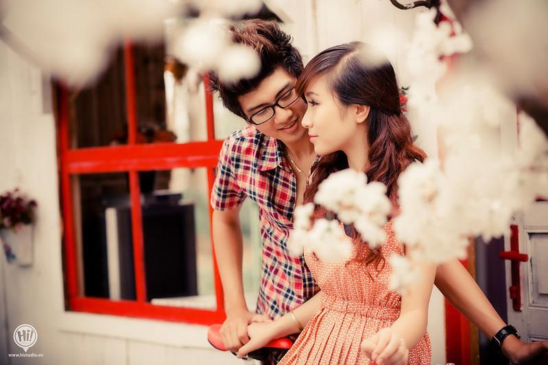 Couple sweet : Nick iChi & Vân Vân Dương