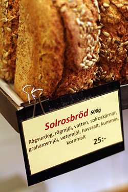 Swedish bread