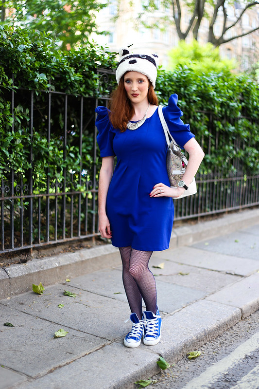 Street Style - Bec Boop, Hanover Square
