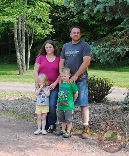 Morris Family