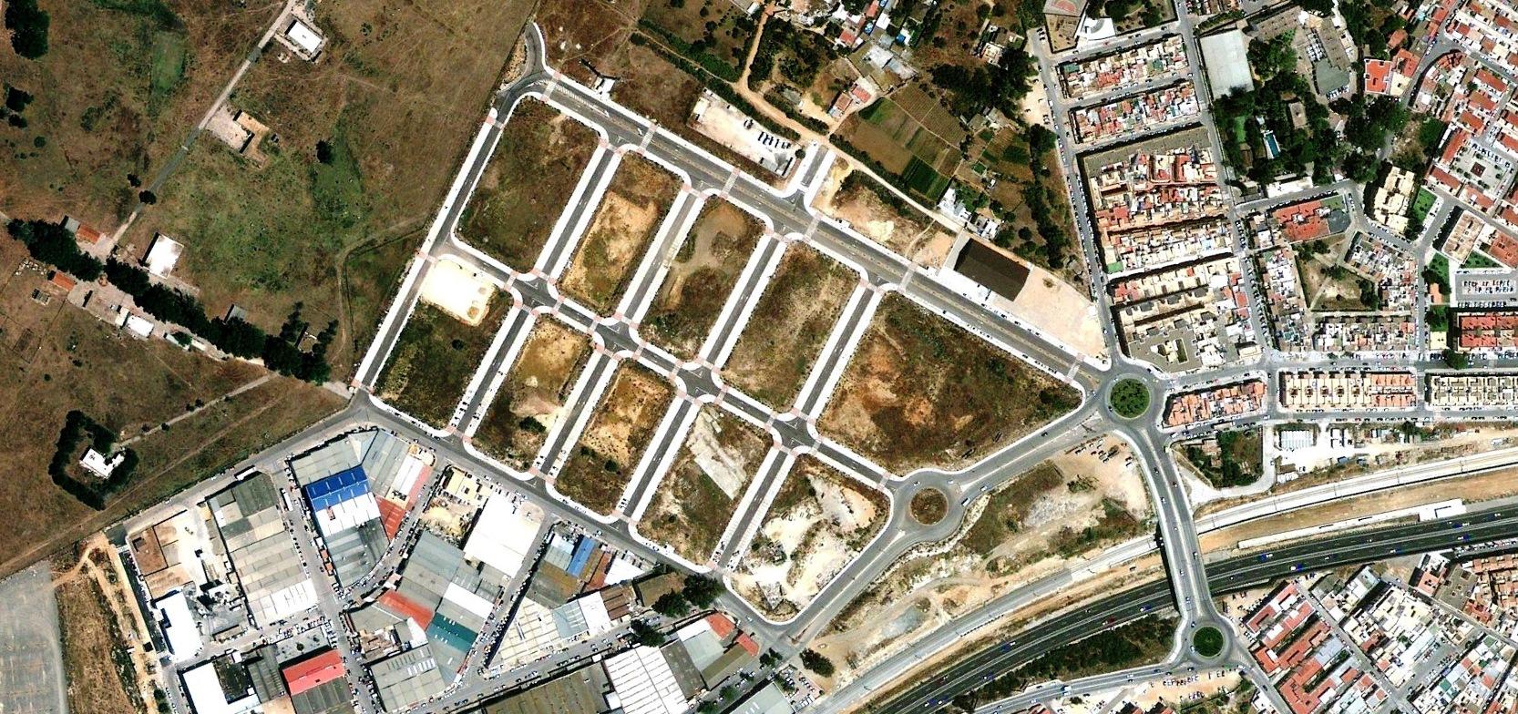 después, urbanismo, foto aérea,desastre, urbanístico, planeamiento, urbano, construcción,San Fernando, Cádiz