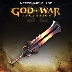 Mercenary Blade