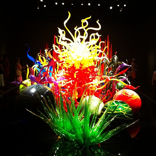 Chihuly and more