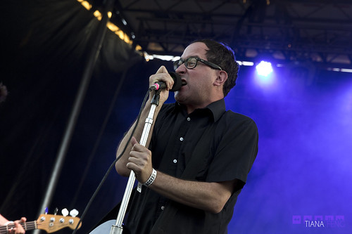 The Hold Steady @ Toronto Underground Roots Festival 7/6/2013