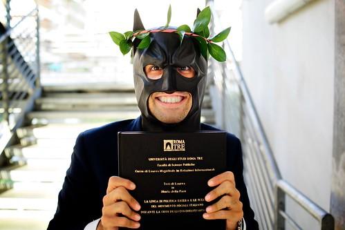 "153/365 - ""I'm Batman"" nr.3 by Luca Rossini"