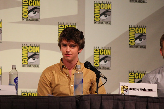 Bates Motel panel at San Diego Comic-Con 2013