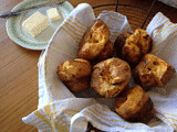 Cheddar and Bacon Popovers