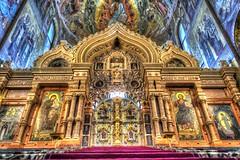 Interni Cattedrale del Sangue Versato