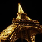 Tour Eiffel @ Night