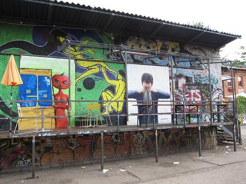 Multiple murals