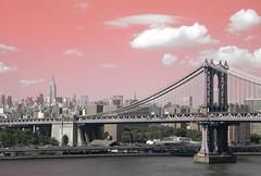 NYC 2013 061 Manhattan Bridge from Brooklyn Bridge