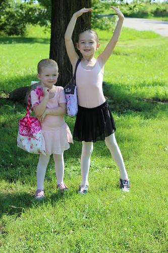 Ballerinas 12