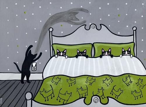 Scaredy Cats #21