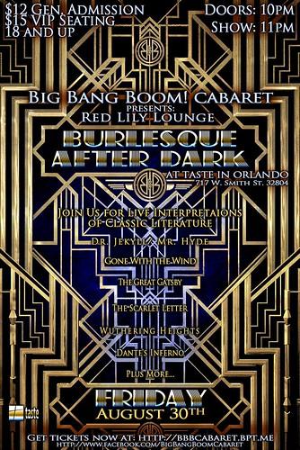 Big Bang Boom 8-30-13
