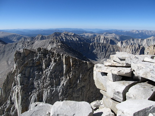 Mount Whitney Summit, 14,505 Feet, California