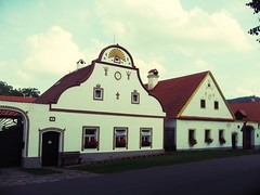 South Bohemian Folk Houses