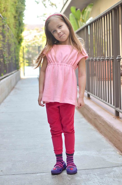 knit oliver and s roller skate tunic