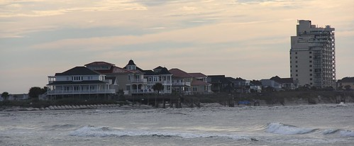beach nc northcarolina erosion sunsetbeach oceanisle
