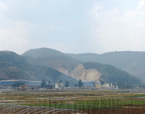 Yunnan13-Yuanyang-Kunming-Route (149)