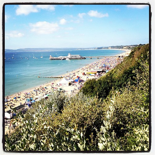 Bournemouth Air Festival - amazing weather