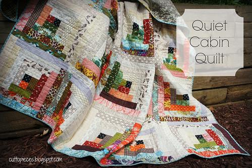 Quiet Cabin Quilt