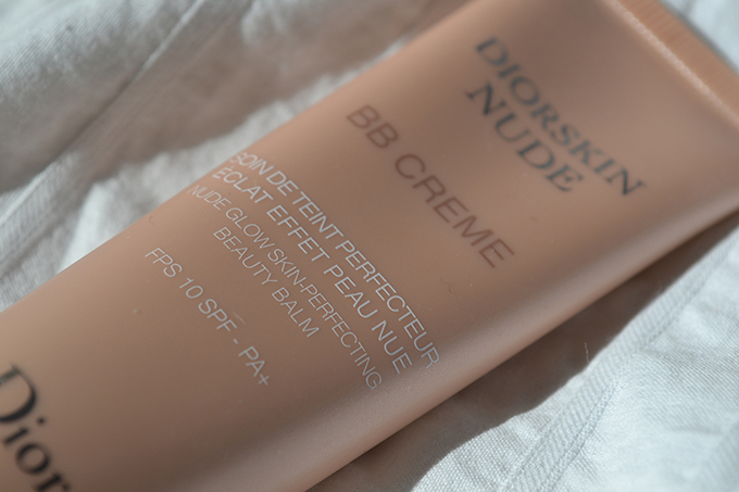Diorskin Nude BB cream3