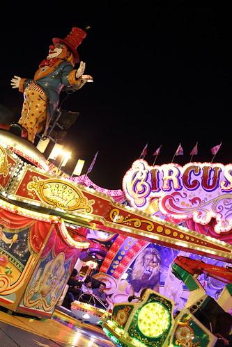 Schueberfouer - Circus