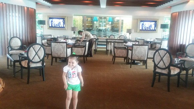 Dusit Club Floor