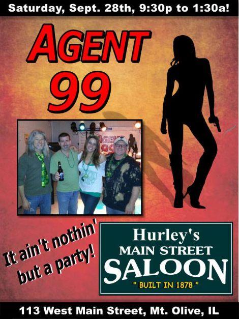 Agent 99 9-28-13