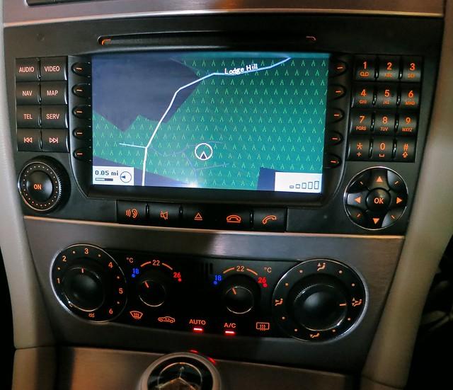 Mercedes CLC 200K Kompressor
