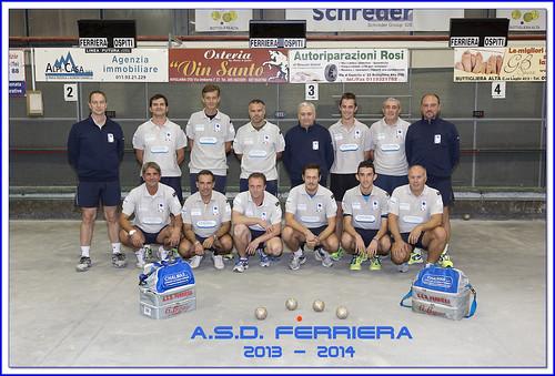 Ferriera 2013/2014