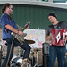 Lil' Band O' Gold at the KBON Fan Appreciation Festival, Rayne, Oct. 5, 2013