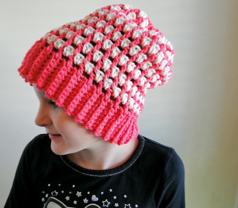 pink sparkly hat