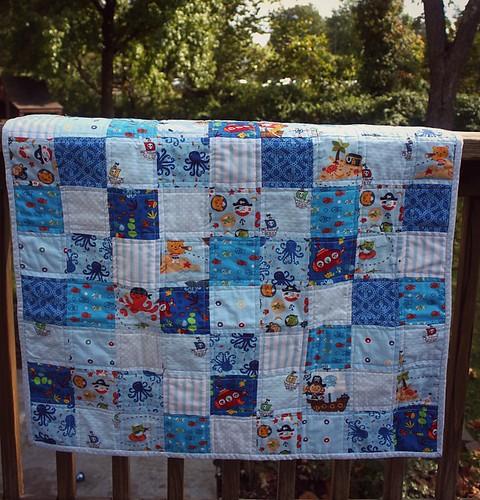 Baby Blanket by Fitri D. // Rumah Manis