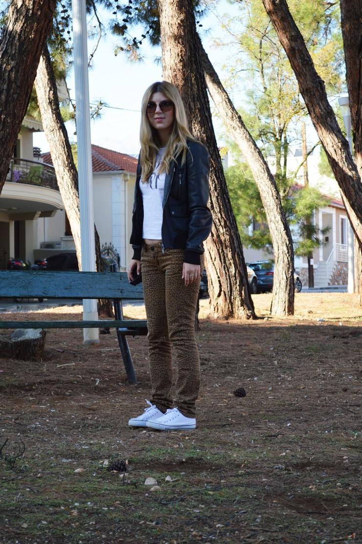 leopard jeans10
