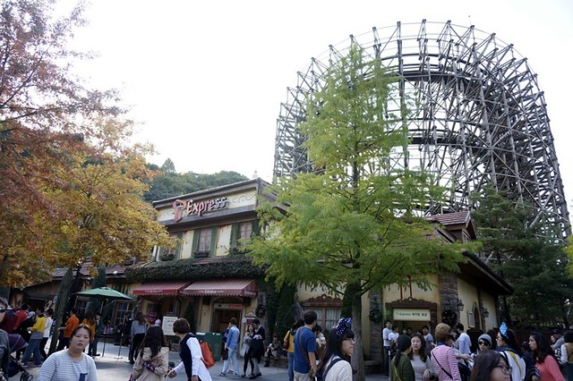 Everland Resort - Theme Park in Seoul-059